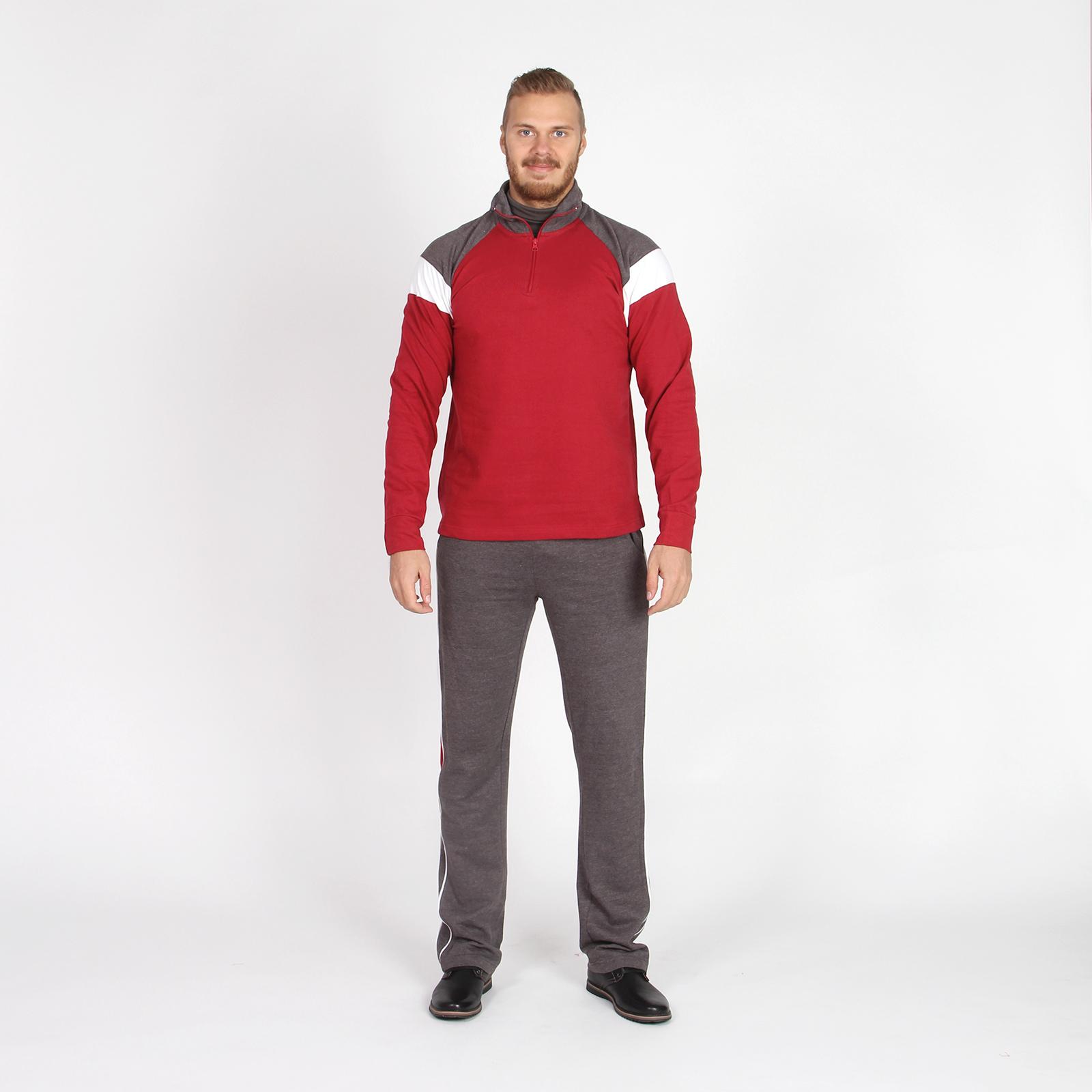Костюм спортивный: куртка и брюки