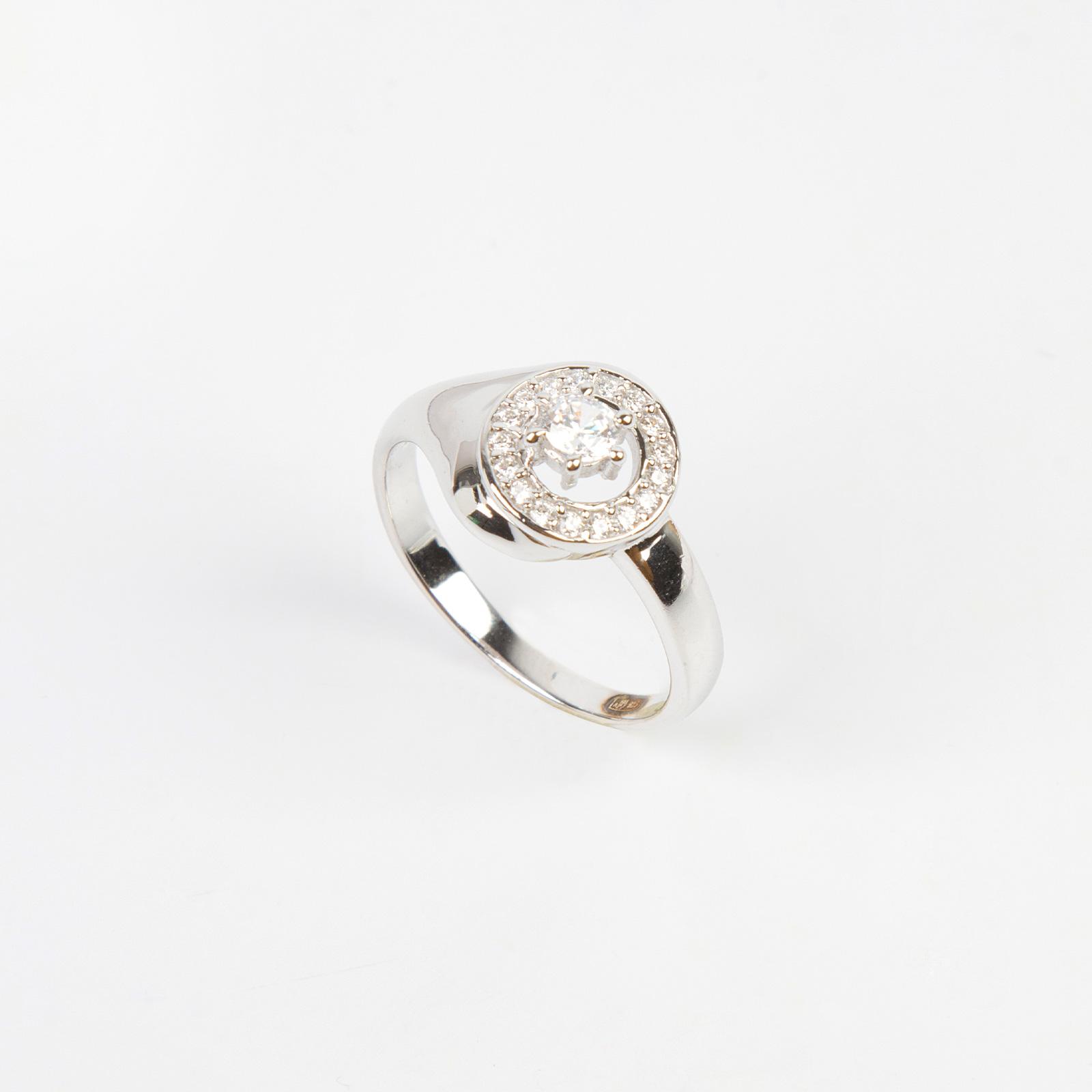 Кольцо «Звездный блеск»