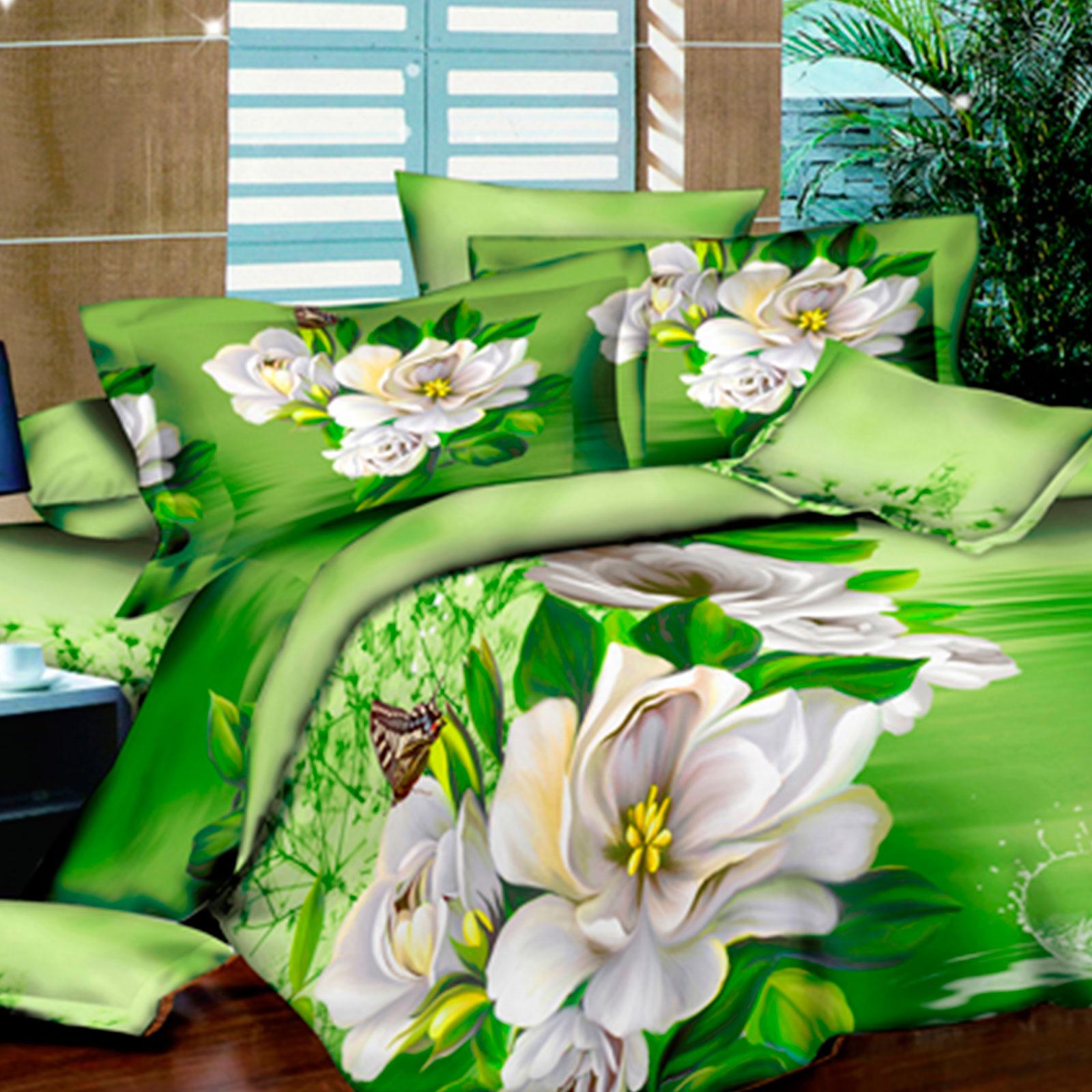 Комплект постельного белья «Цветы у воды»