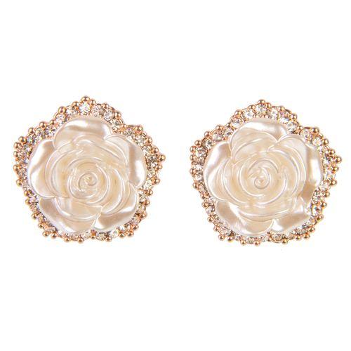 Серьги «Роза»