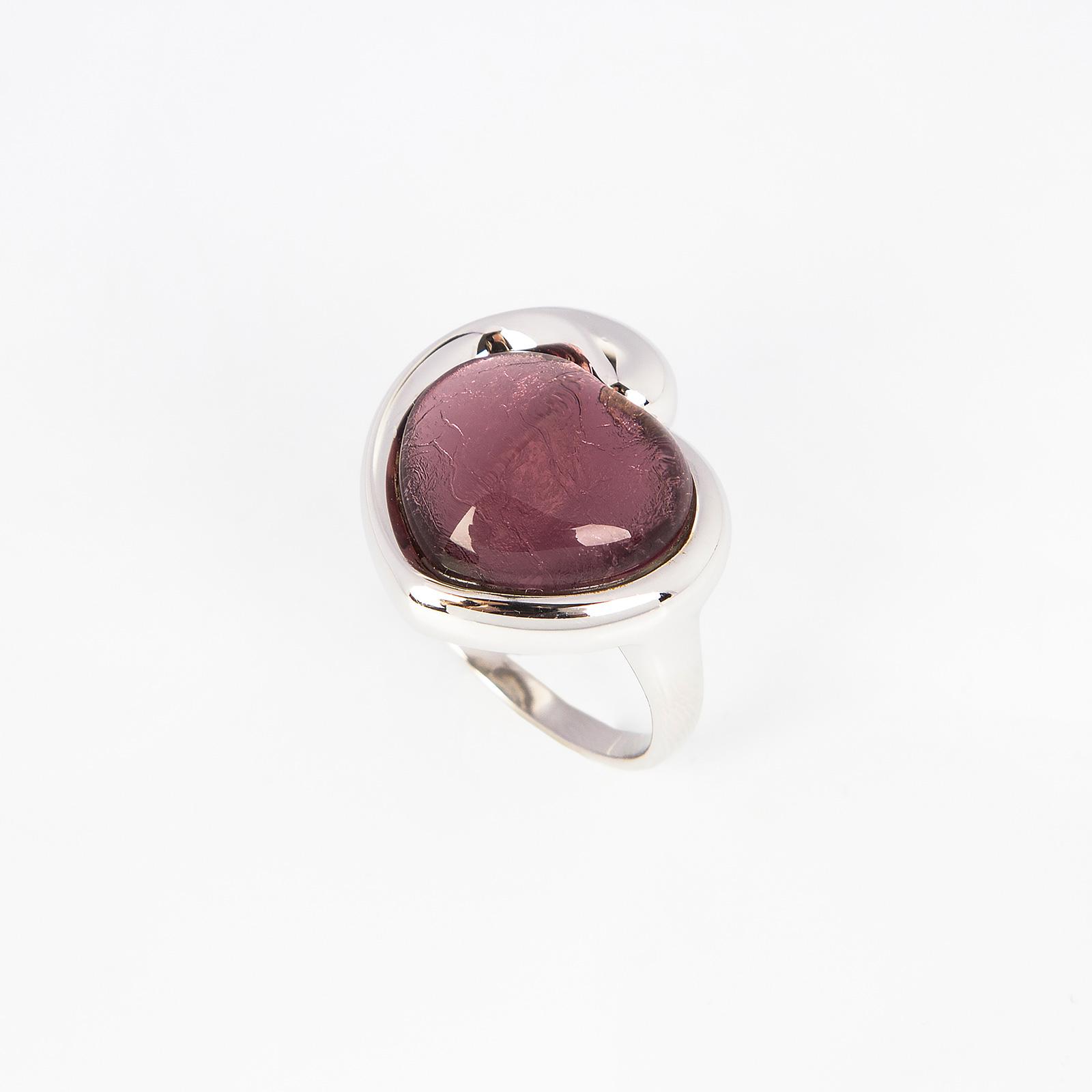 Кольцо «Вишневый пунш»