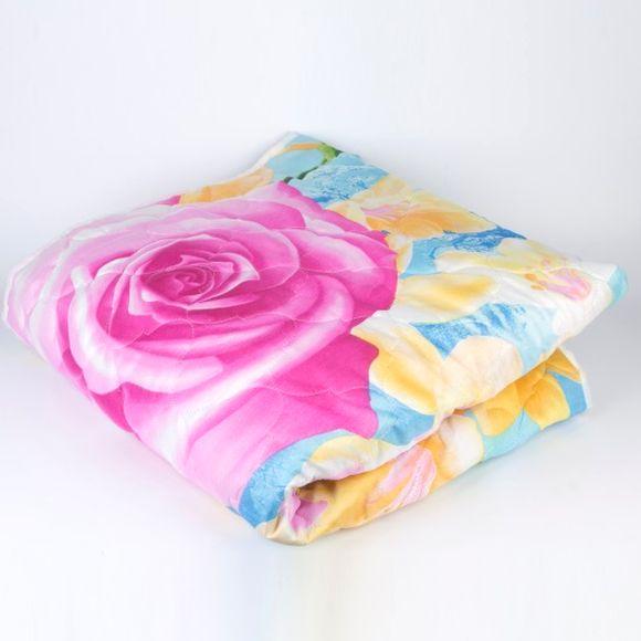 Покрывало «Праздничные розы»