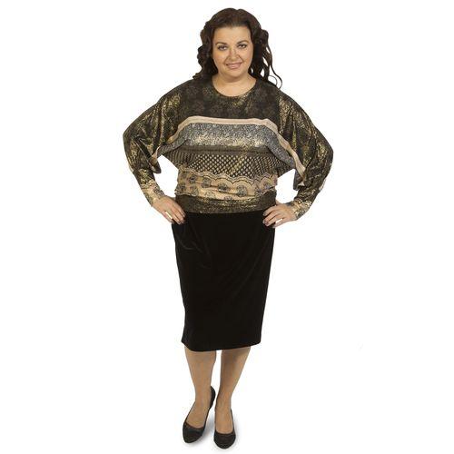 Блуза «Восточное золото»