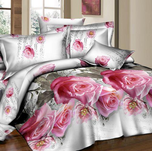 Комплект постельного белья «Симфония роз»