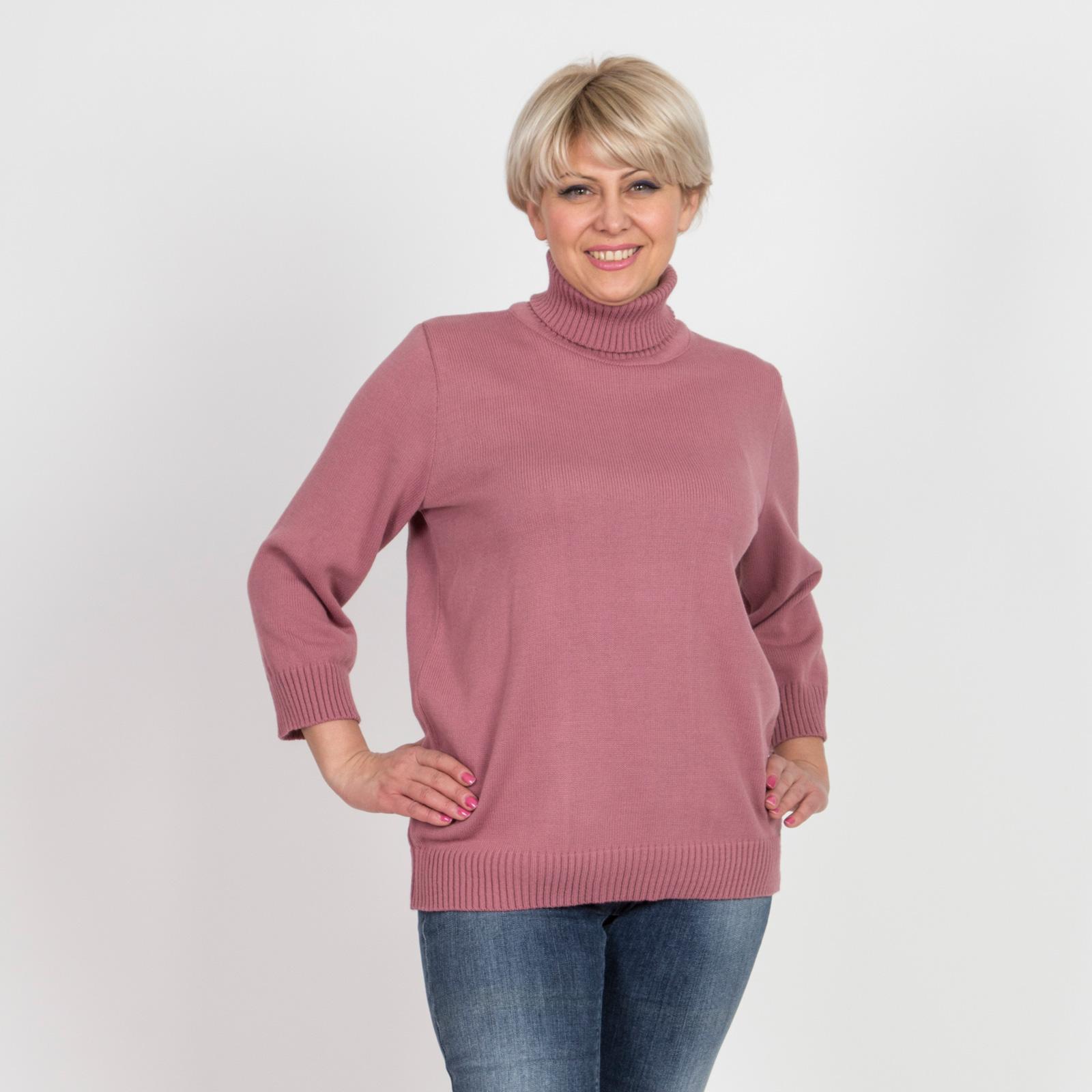 Пуловер с рукавом 3 4 доставка