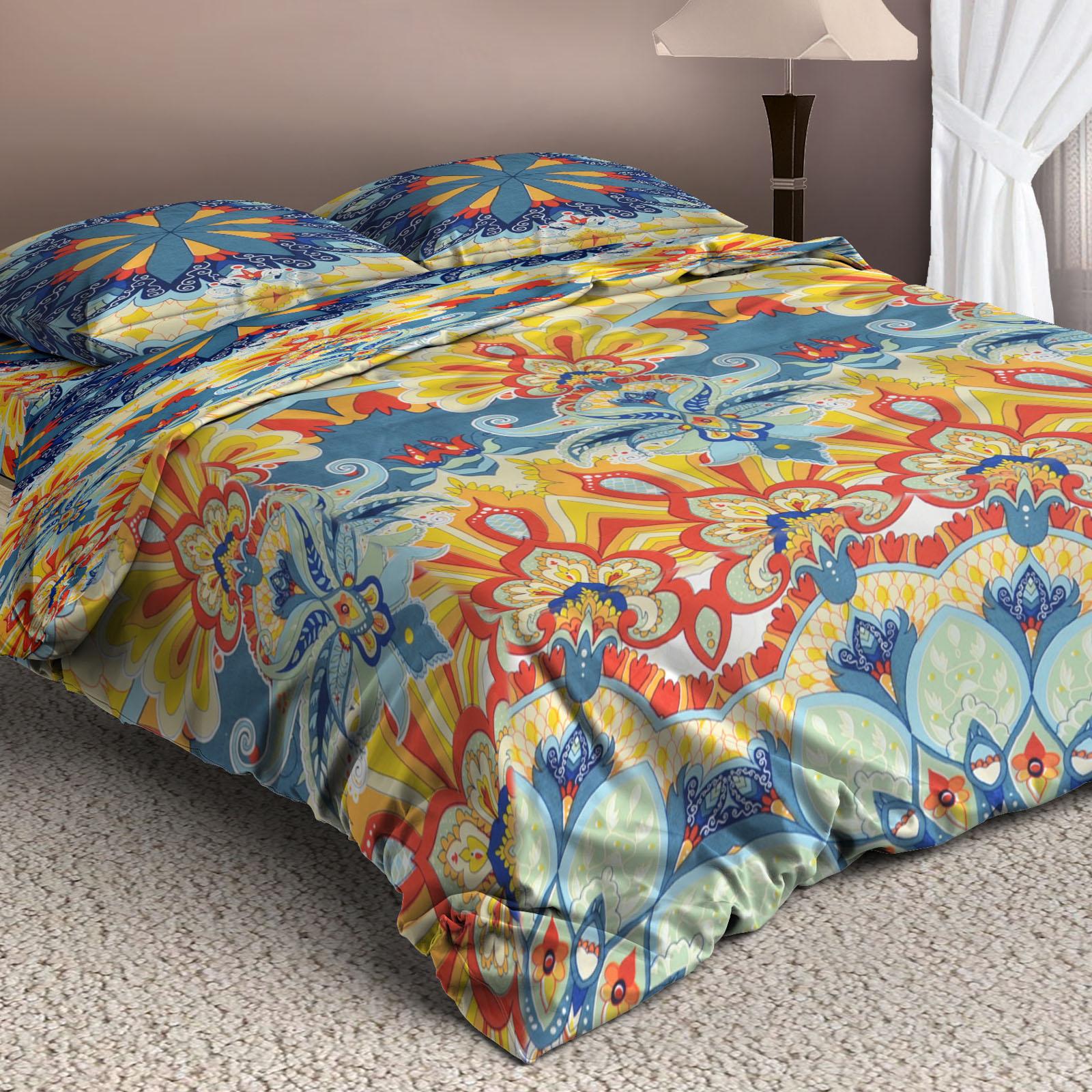 Комплект постельного белья «Сказочный калейдоскоп»