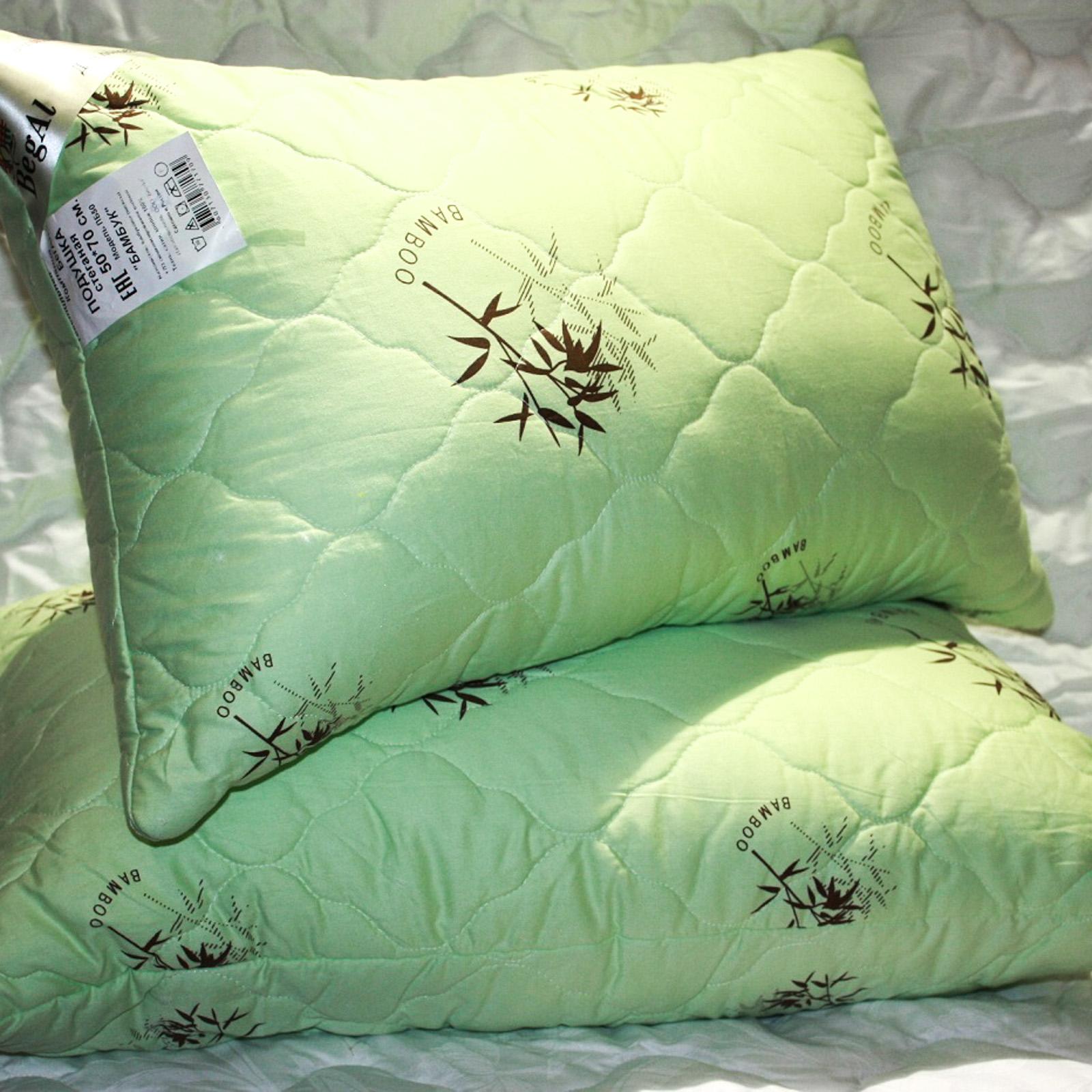 Подушка стеганая «Бамбук»