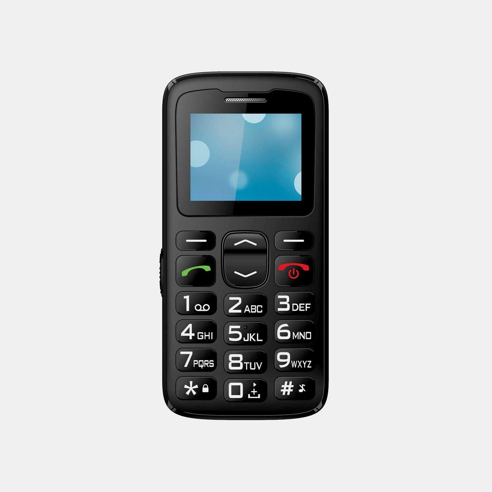 Умный телефон с кнопкой SOS