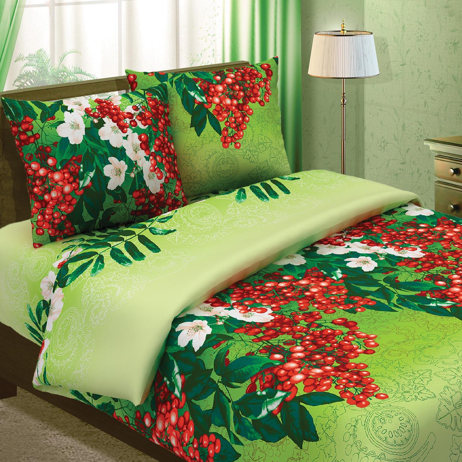 Комплект постельного белья «Калина красная»