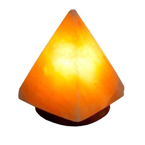 Солевая лампа «Пирамида»