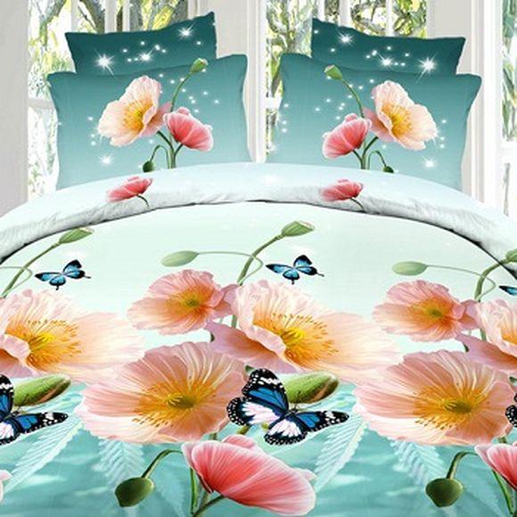 Комплект постельного белья «Нежное утро»