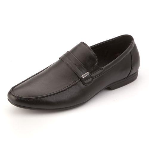 Мужские классические туфли с пряжкой