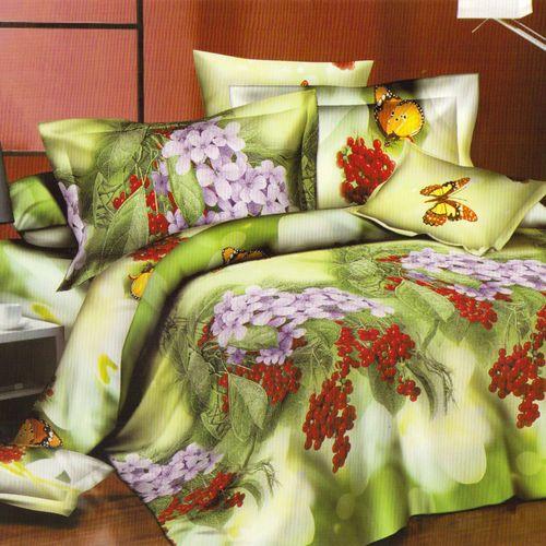 Комплект постельного белья «Летний сад»