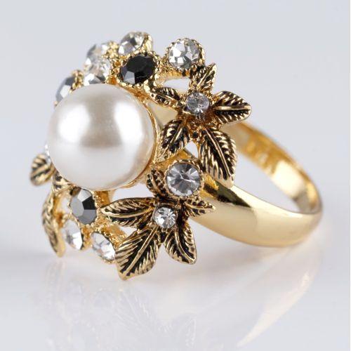 Кольцо «Королева лета»