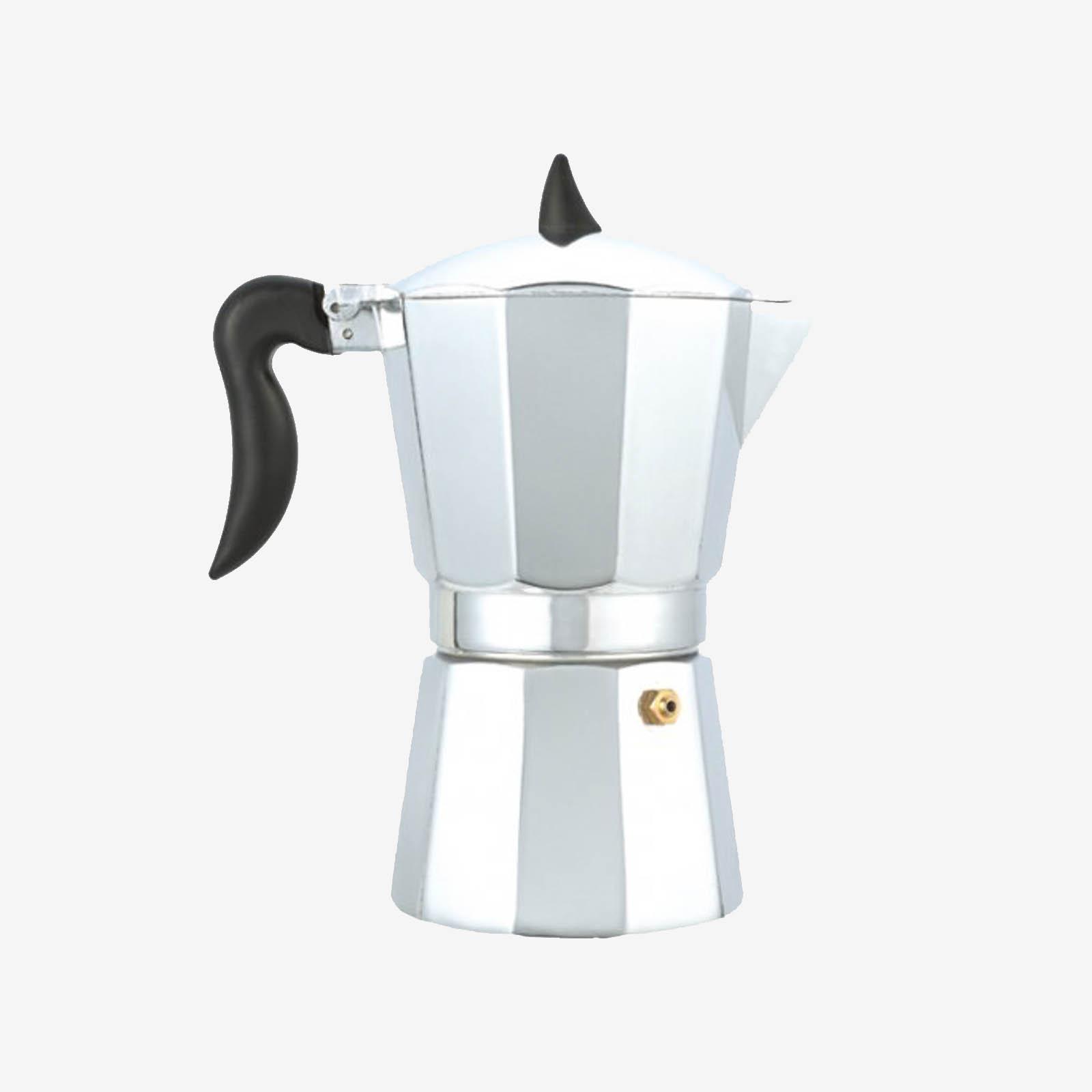 """Гейзерная кофеварка """"Упоительный кофе"""""""