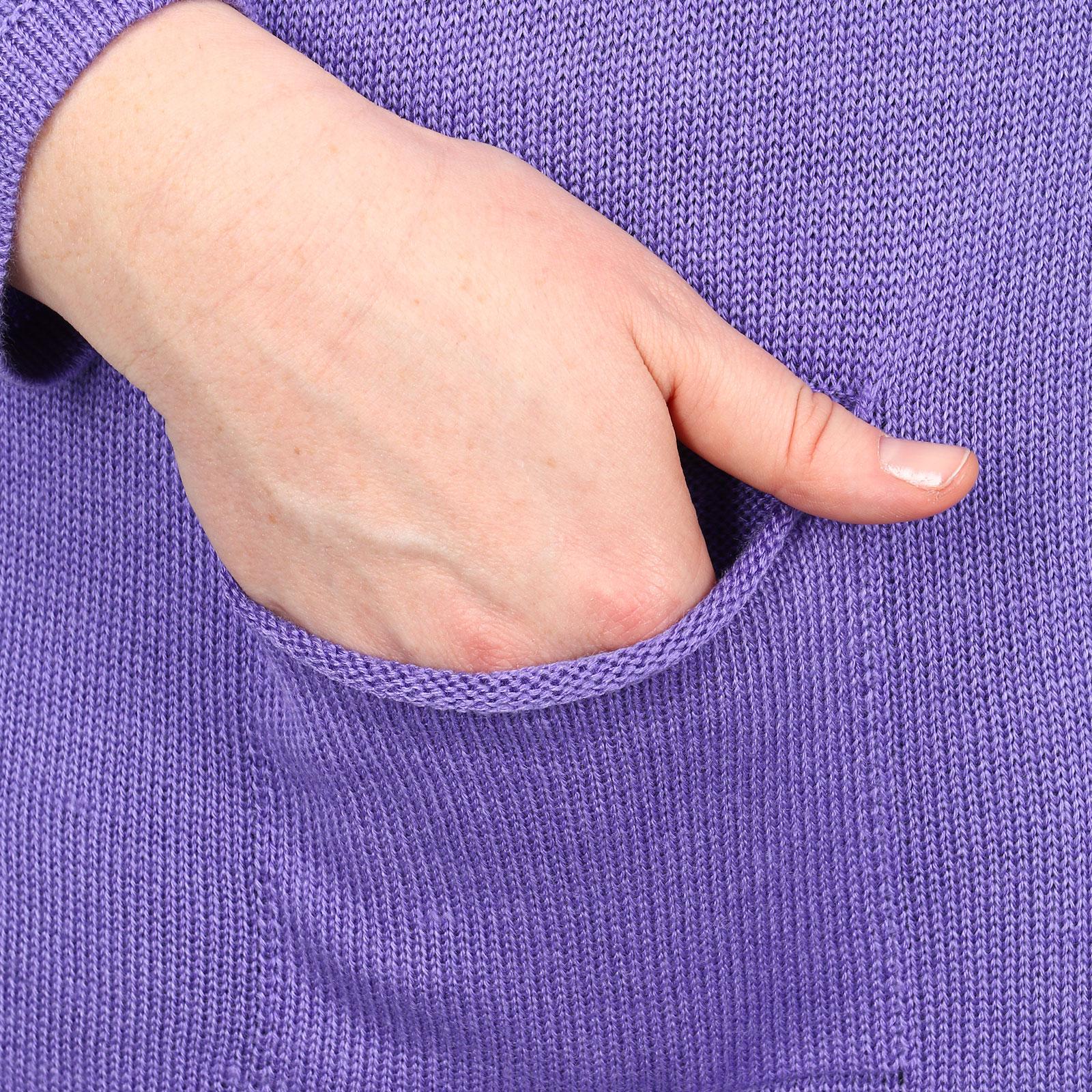 Джемпер с карманами