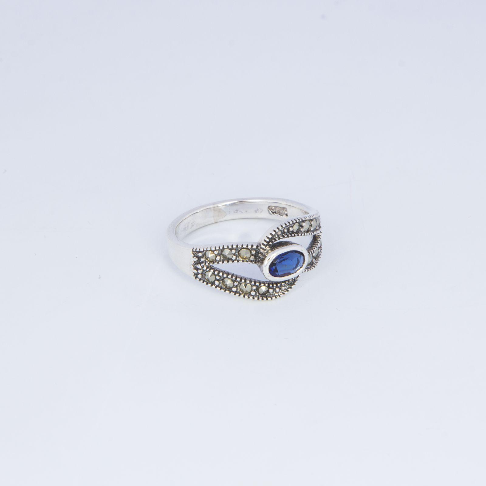 Кольцо «Синяя мечта»