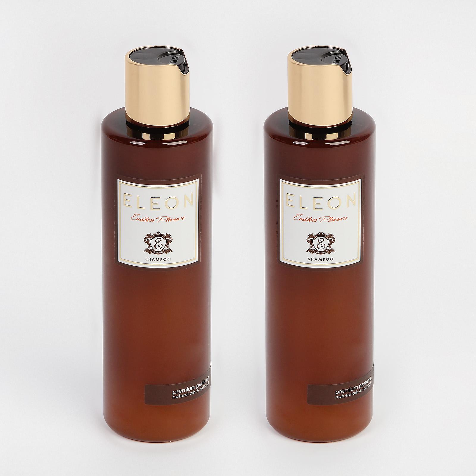 """Укрепляющий Шампунь """"Коллекция парфюмера"""" Пачули и Ваниль, 2 шт."""