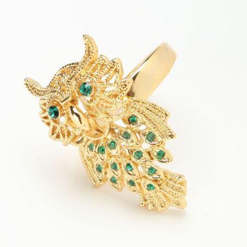 Кольцо «Лесная сова»