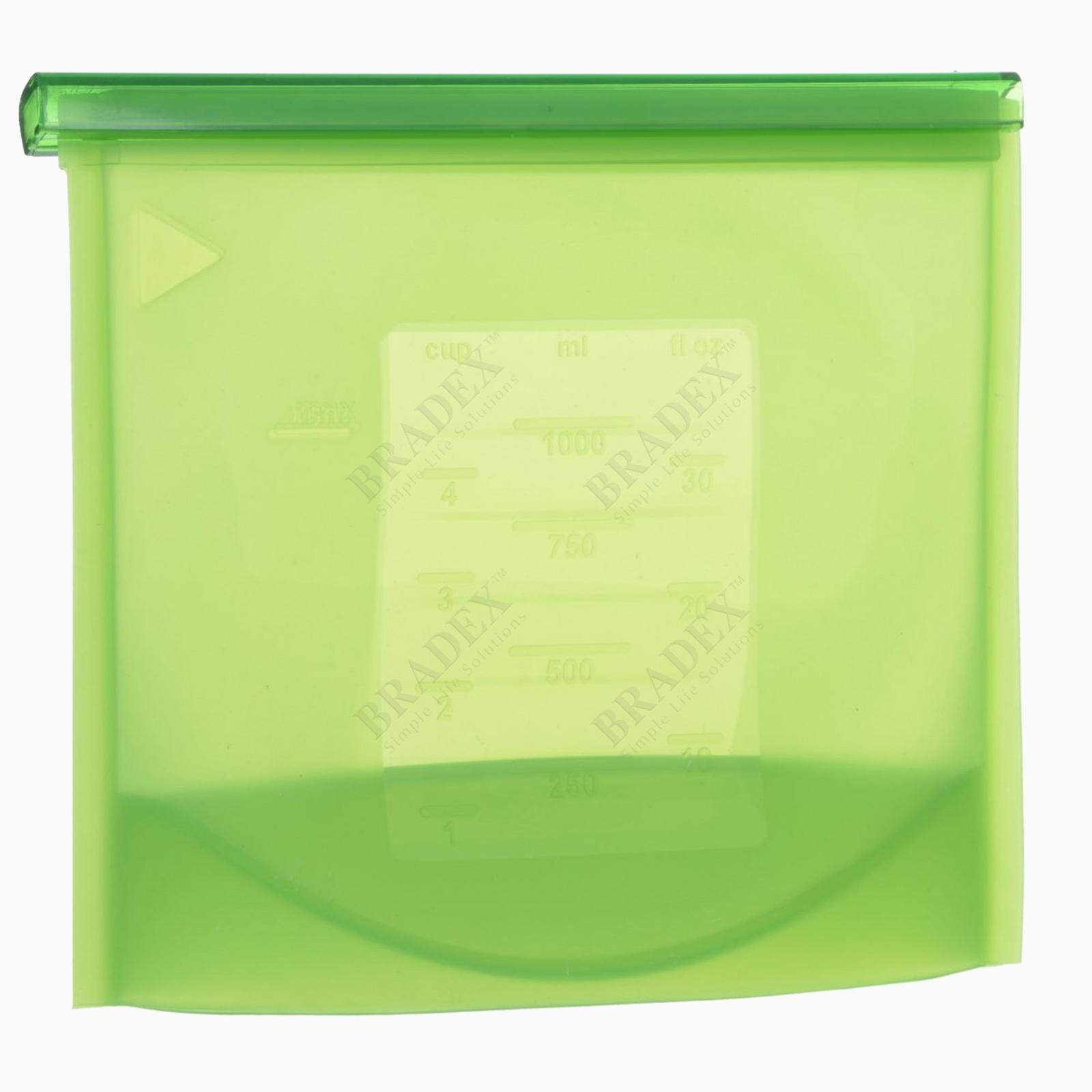 Пакет-контейнер силиконовый