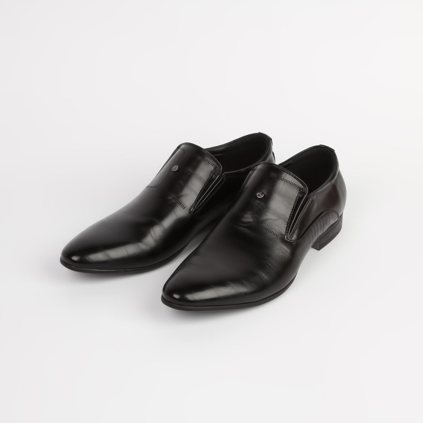Туфли мужские классические на удобной подошве
