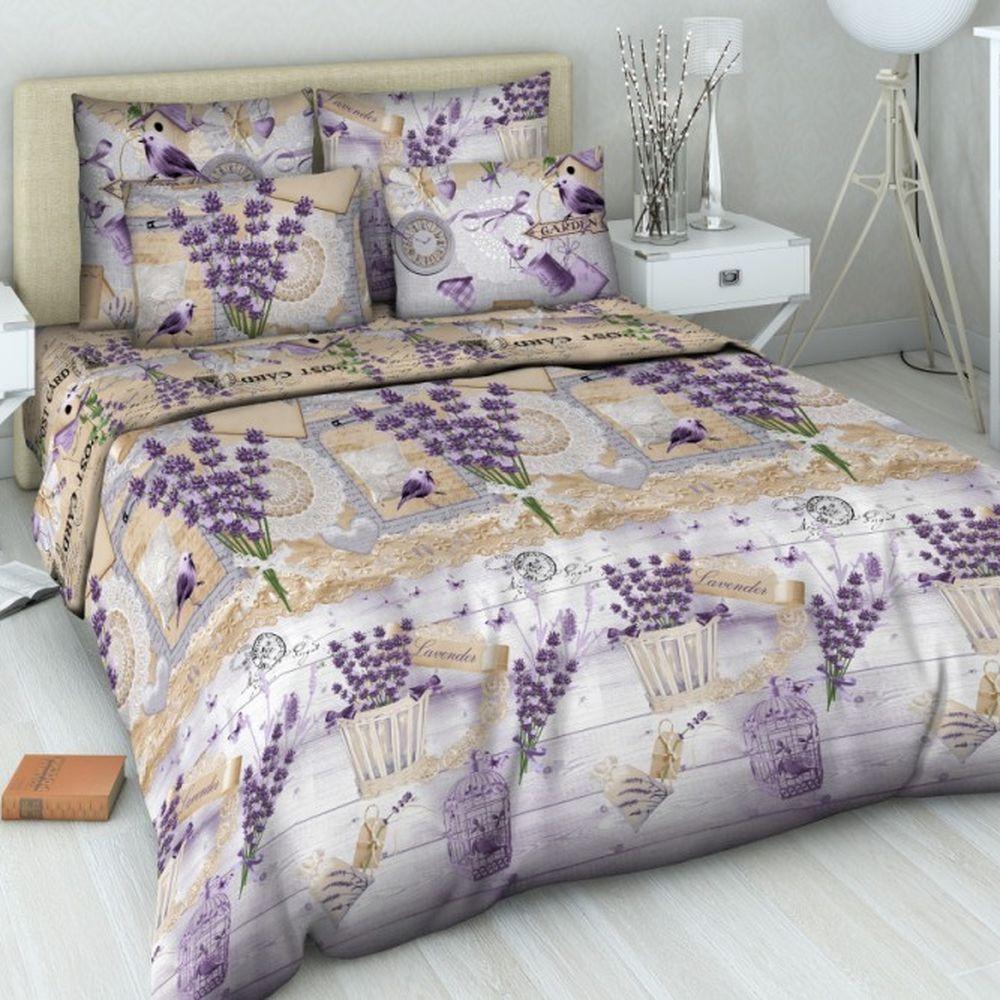 Комплект постельного белья «Лаванда»