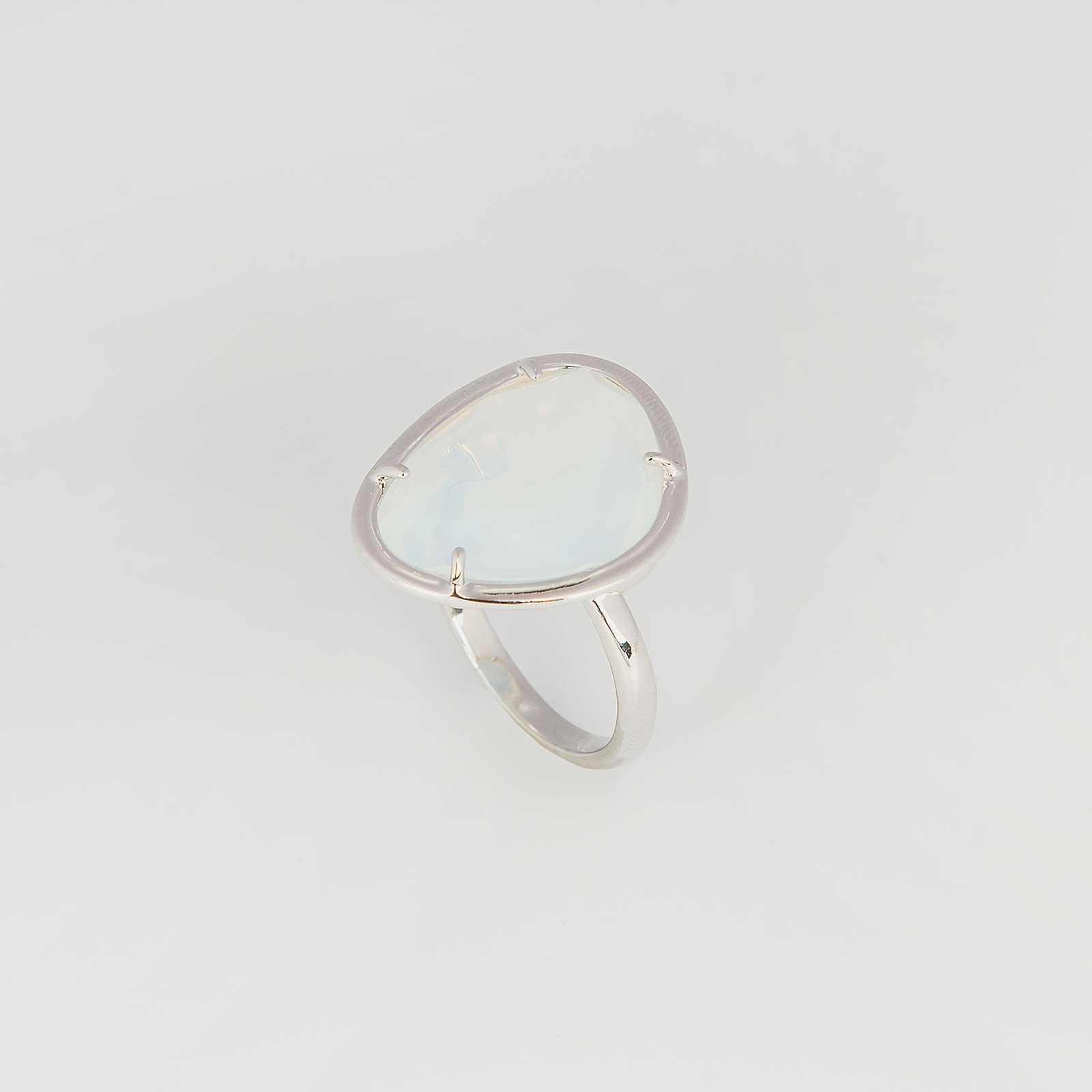 Серебряное кольцо «Танец планет»