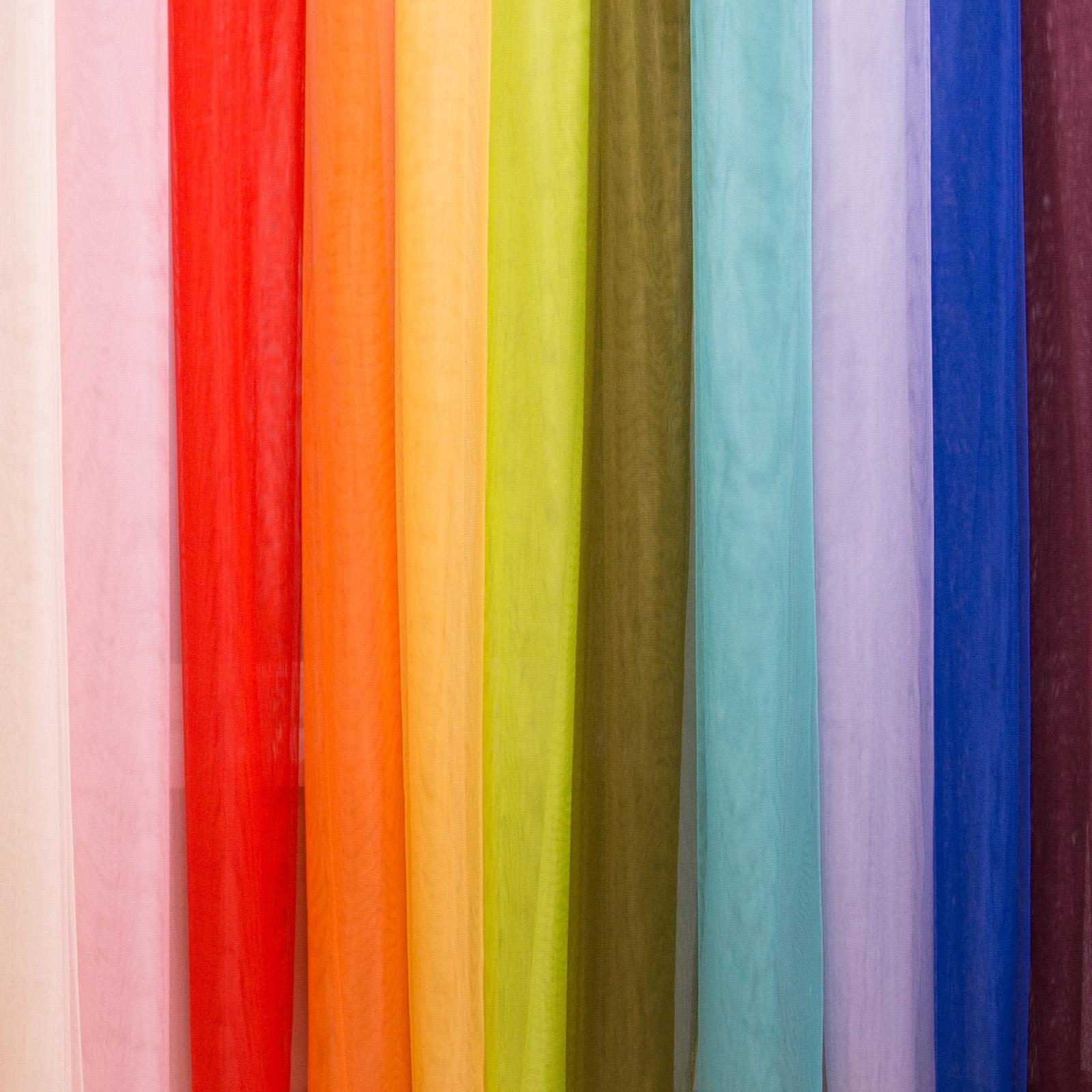 Тюль «Радужный цвет»