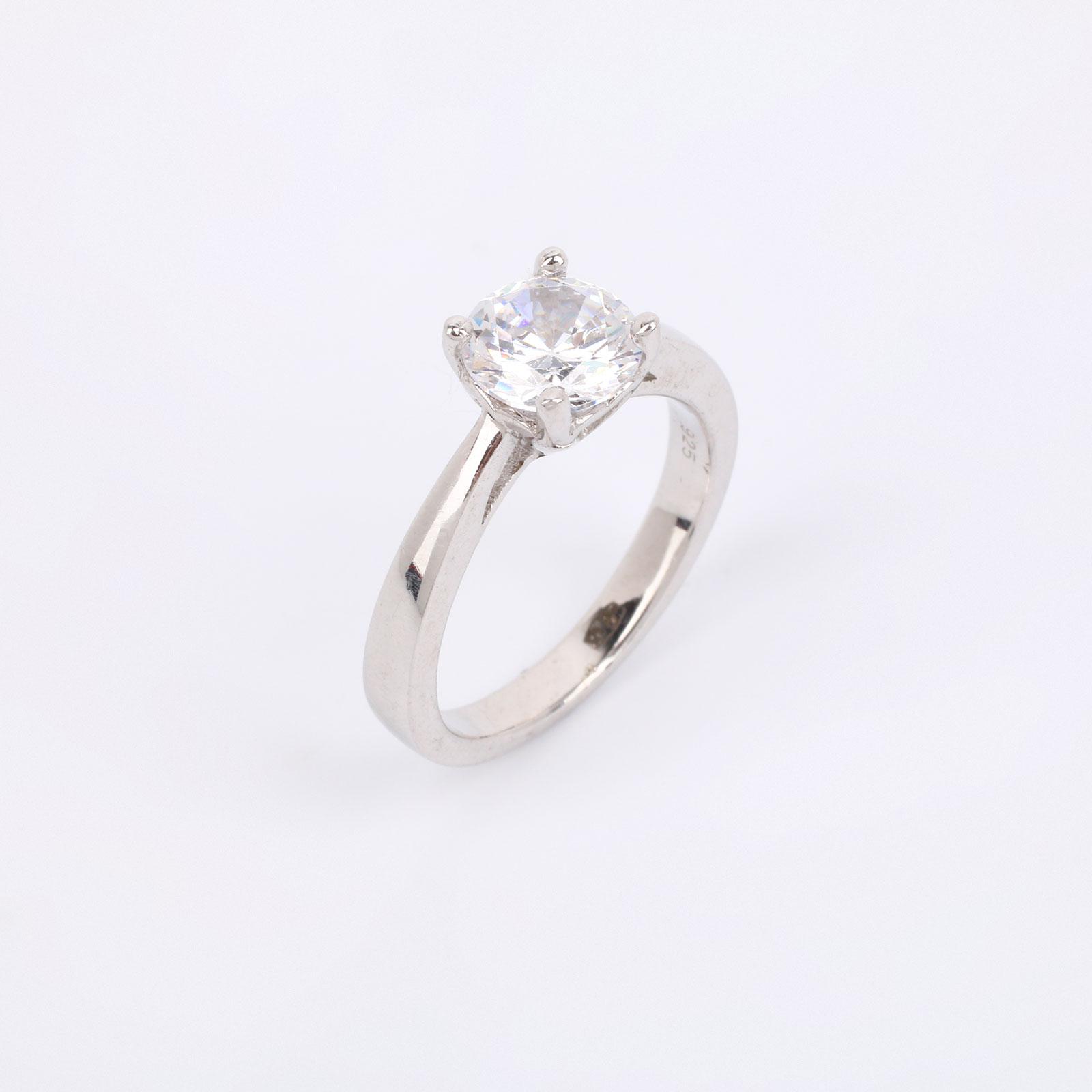 """Серебряное кольцо """"Драгоценное сияние"""""""