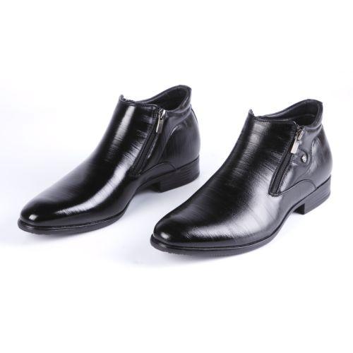 Ботинки мужские классические на молнии