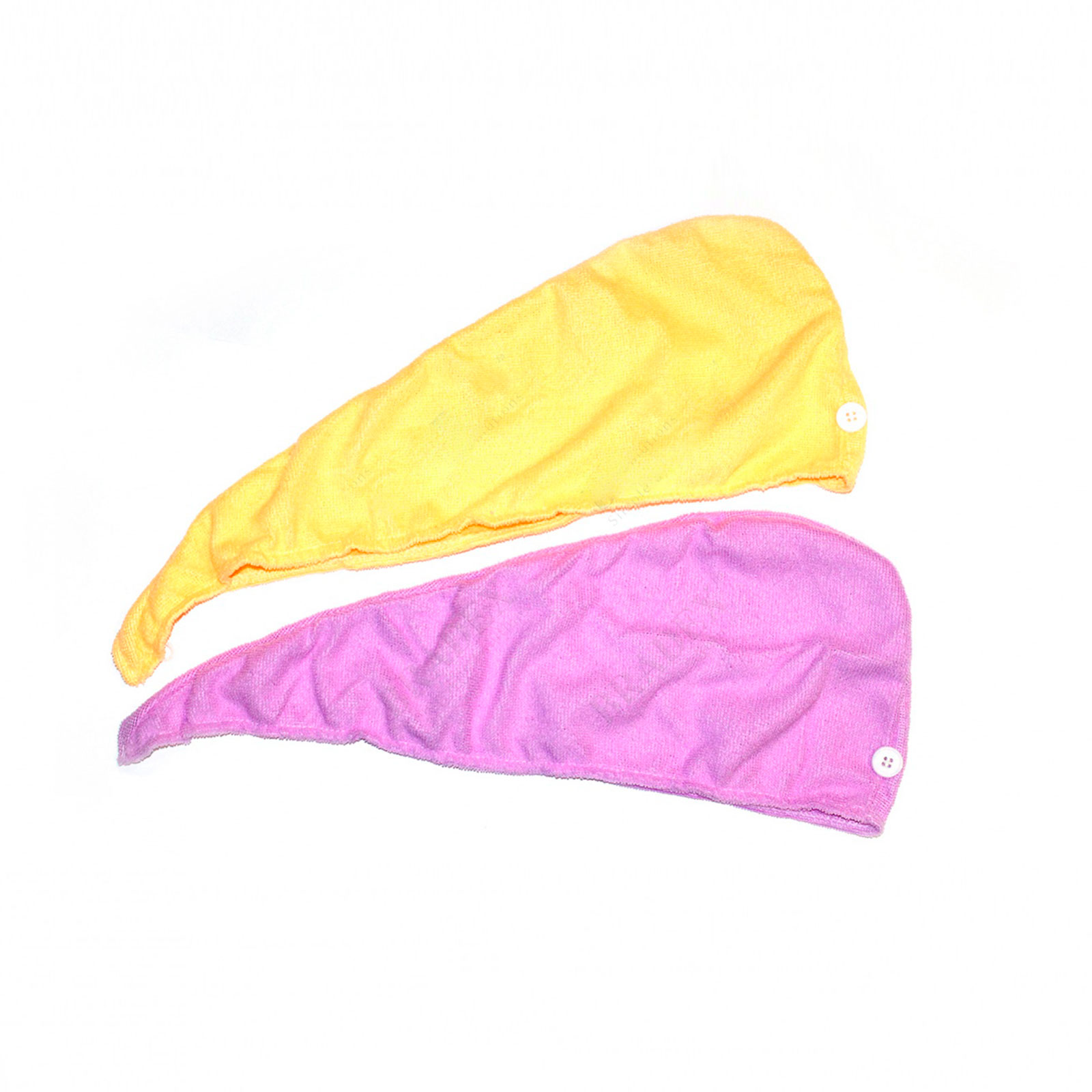 Полотенце-тюрбан для сушки волос