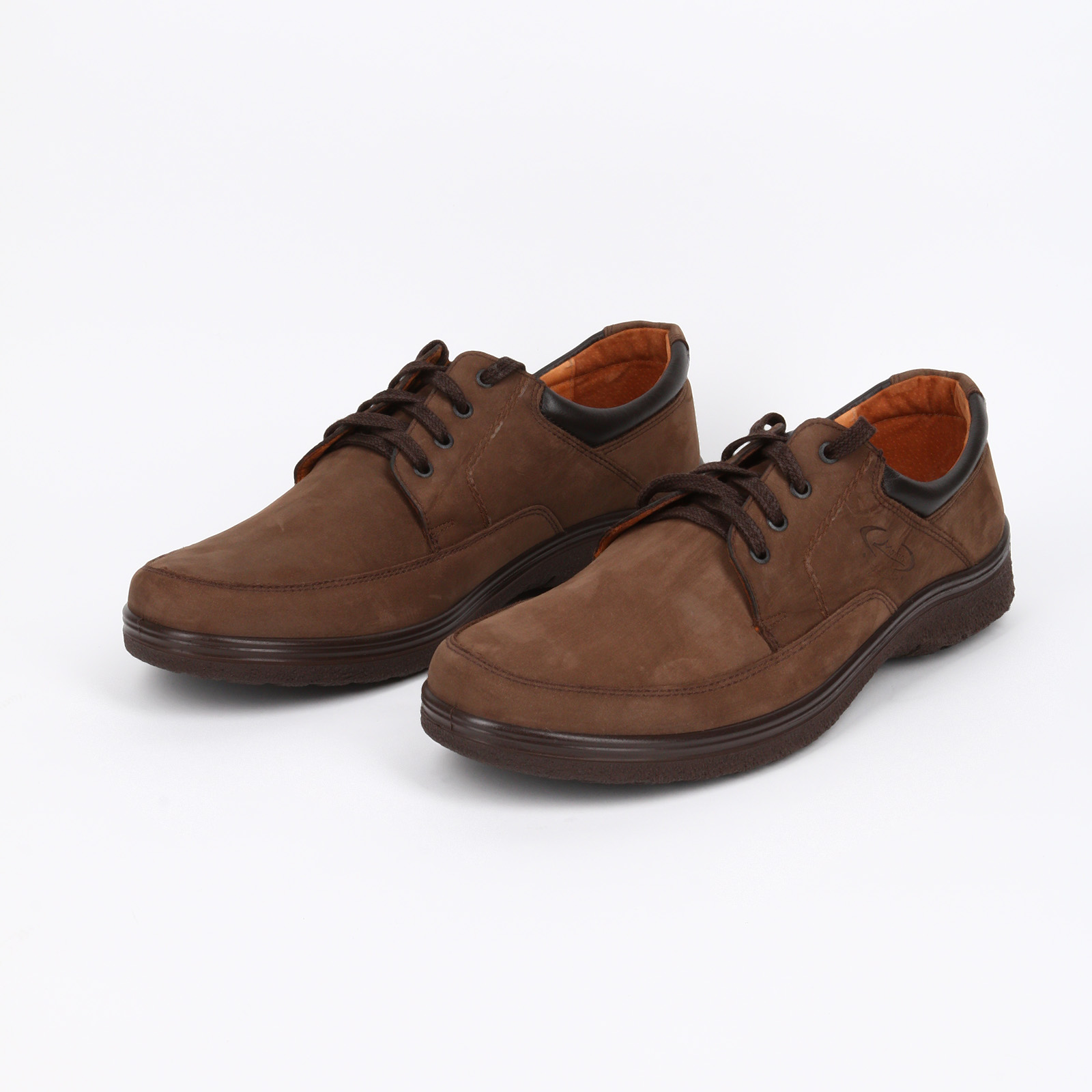 Полуботинки мужские на шнурках